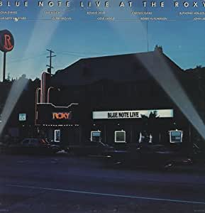 BLUE NOTE LIVE AT THE ROXY (Double LP) [VINYL]