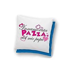 Idea Regalo - Cuscino Personalizzato per la Festa del Papà