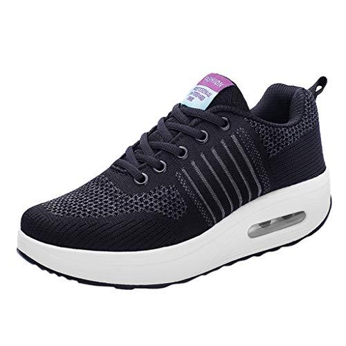 Unisex Laufschuhe Sportschuhe Outdoor Fitness Schuhe Hallenschuhe Leichte und Atmungsaktive für Damen 35-40 By Vovotrade
