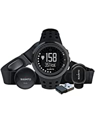 Suunto Uni Pulsuhr M5 Running Pack, schwarz, SS016648000