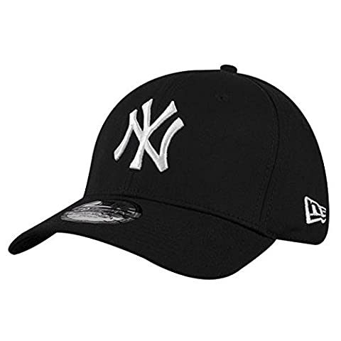 New Era 10145638 - Casquette de Baseball - Homme - Noir (Black) - Medium (Taille fabricant: S/M)