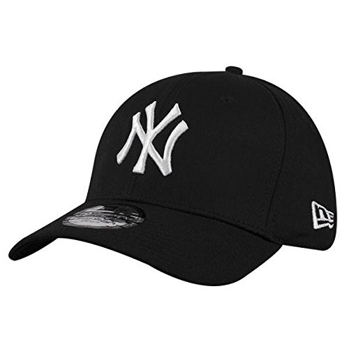 new-era-mlb-basic-ny-yankees-39thirty-stretch-back-baseball-beretto-da-uomo-multicolore-black-white-