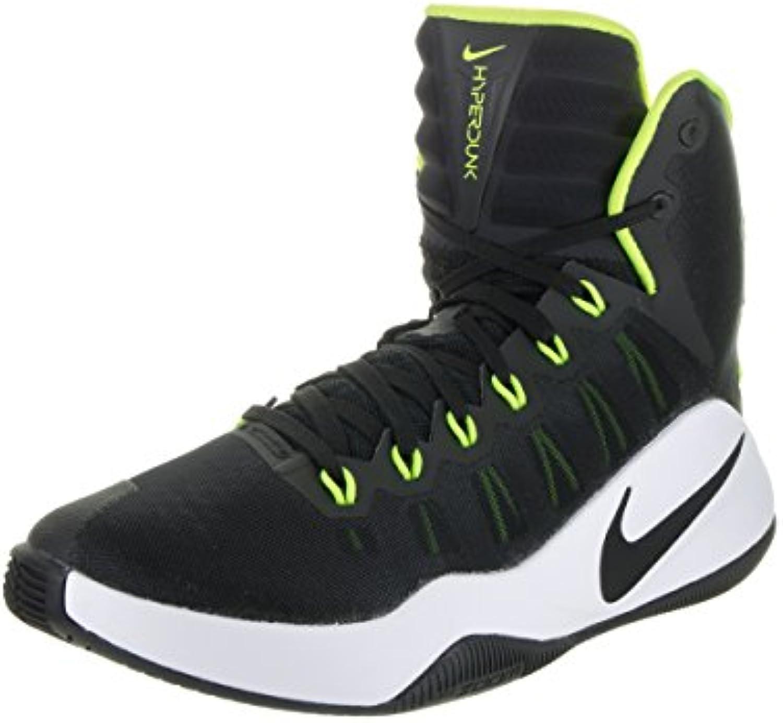 Nike Hyperdunk – Hombres De 2016 Zapatillas de Baloncesto, Negro (Negro), 11.5 D(M) US