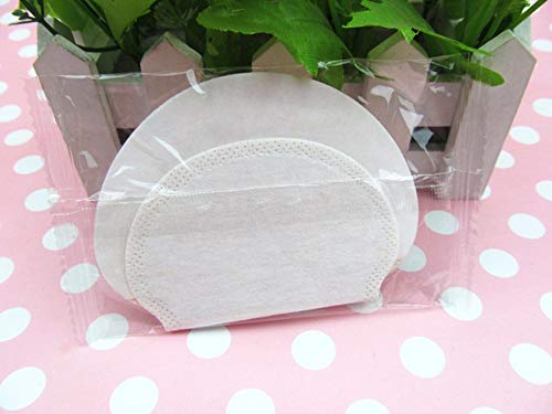 SHIJING 5 Pack = 10 stücke Einweg Achselschweiß absorbierende Pads Deodorant Achsel Anti Schweiß Geruch Unisex Shield Tape Aufkleber