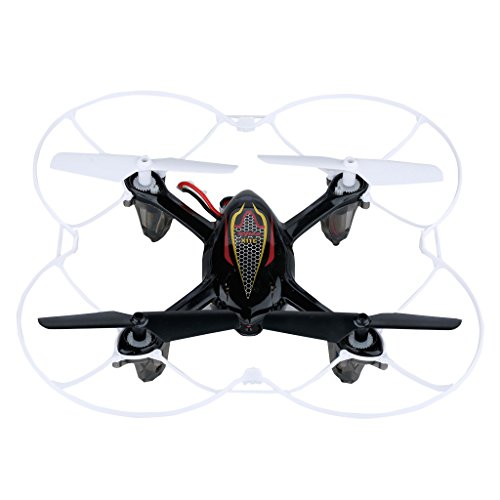 Syma X11 C 4 Kanal 6 AXIS 2,4 G Fernbedienung Quadcopter RC Hubschrauber mit 2.0 MP HD Kamera & Colorful Hour-LED Lights Air RTF Mini Drohne (schwarz)