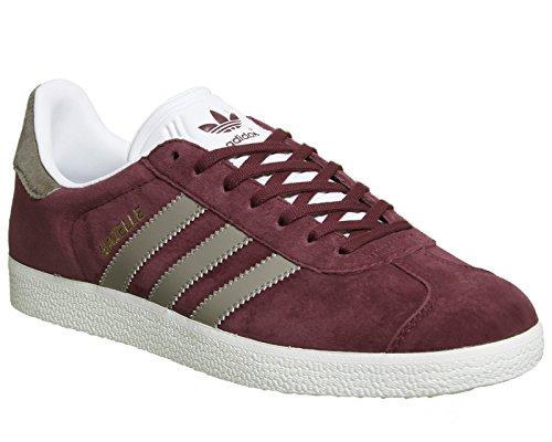 finest selection a45c3 dcd32 Adidas Gazelle W, Chaussures De Sport Pour Femme Différentes Couleurs  (buruni  Grivap