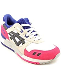 Damen Laufschuhe ASICS H5N5N GEL LYTE III Farbe Burgund