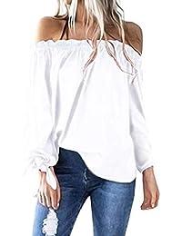 Ropa Camisetas es Y Blusas Tops Amazon Camisetas Tetas zFxq0 a4543462d1d