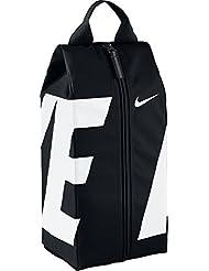 Nike Alpha Adapt Zapatillero, Hombre, Negro (Black / Black / White), Talla Única