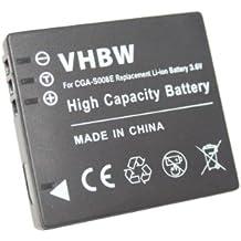 BATERÍA PARA RICOH; Compatible con modelos CAPLIO R6 R7 R8 R10 R 6 7 8 10 CX1 CX 1, Leica BP-DC6, C-LUX 2 C-LUX2; Para reemplazo de baterías DB-70
