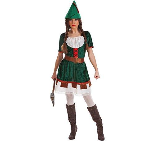 Robin Hood costume per una donna