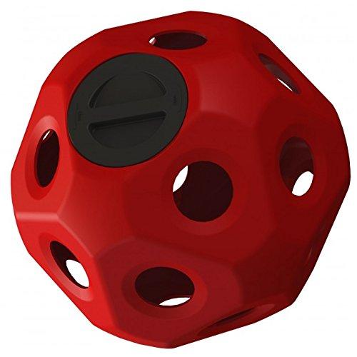 Futterspielball HEUBOY Kerbl rot 40cm