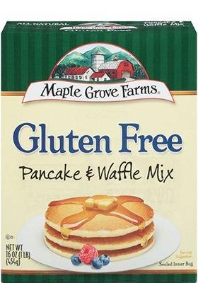 Maple Grove Farms Gluten Free Pancake & Waffle Mix 454g Test