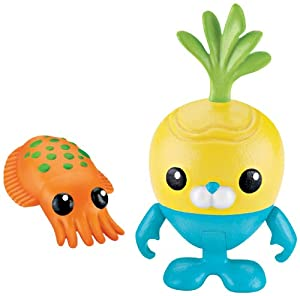 Octonauts Figure And Creature Pack Tunip And The Cuttlefish