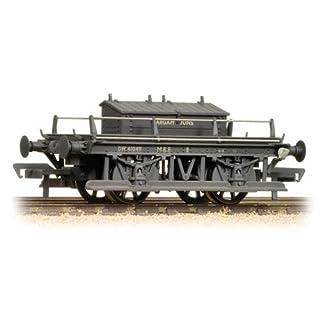 BACHMANN `00` GWR SHUNTERS TRUCK `MARGAM` BR BLACK WEATHERED
