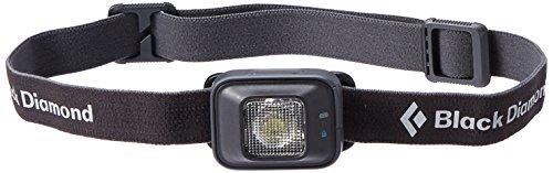Black Diamond Iota Rechargeable Headlamp Black / Dimmbare Stirnlampe ideal zum Joggen, Fahrradfahren und Wandern / Wiederaufladbar per USB, max. 150 Lumen