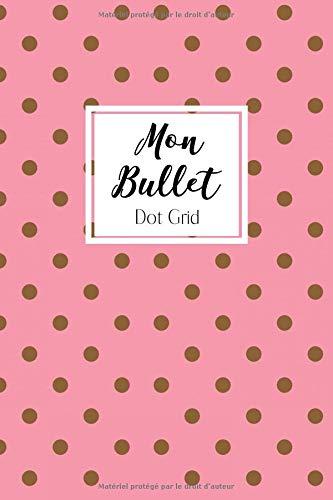 Kostüm Cute Girly - Mon bullet: Carnet de notes pointillé au style Dot grid- Motif à pois - Polka Dot
