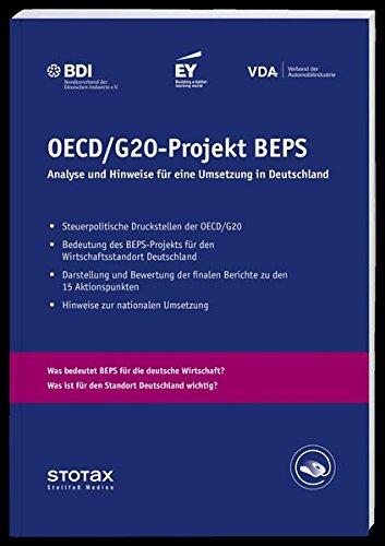 oecd-g20-projekt-beps-analyse-und-empfehlungen-fur-eine-umsetzung-in-deutschland
