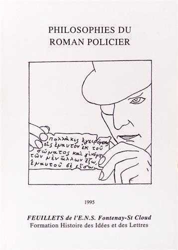 Philosophies du roman policier