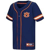 "Auburn Tigers NCAA ""Play Ball"" Youth Jeunes Button Up Baseball Jersey Maillot"
