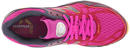 New Balance Leadville V3 Women's Chaussure De Course à Pied - SS16 Azalea/Grey