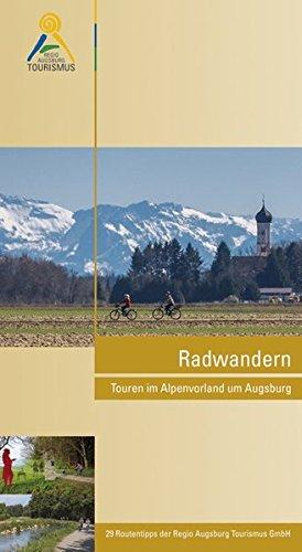 Radwandern: Touren im Alpenvorland um Augsburg