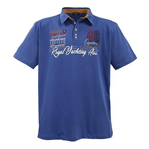 Lavecchia Polo Shirt LV4688IB (5XL)
