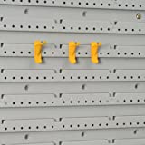 Allit Haken-Set, 1 Stück, gelb, 455012