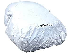 Amazon Brand - Solimo Honda City Water Resistant Car Cover (Silver)