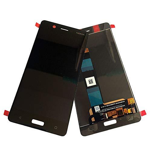 Nokia 5 Original LCD Display mit Touch Screen (ohne Halterung und Klebefolien) -