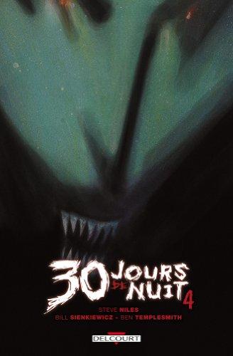 30 Jours de nuit, Tome 4 : Au-delà de Barrow