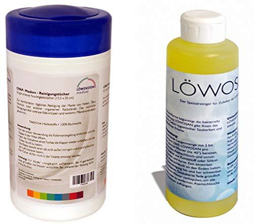 Löwensteinmedical Löwosan + Reinigungstücher in Neutral 2 Teile/Set