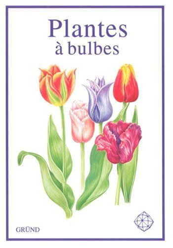 Plantes à bulbes par Jan Stursa