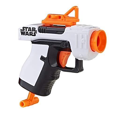 Hasbro NERF MicroShots Star Wars Mini Dart-Blaster (Stormtrooper) (Stormtrooper Blaster Spielzeug)