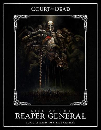 Preisvergleich Produktbild Court of the Dead: Rise of the Reaper General: An Illustrated Novella
