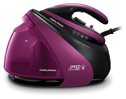 Morphy Richards 332102 Auto Clean Generator Speed Steam, Mulberry Best Price and Cheapest