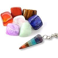 SMAR.T Chakra-Kristall-Heilungs-Set, Chakra-Kristall, Chakra-Yoga-Energie, 7 Chakra-Steine preisvergleich bei billige-tabletten.eu