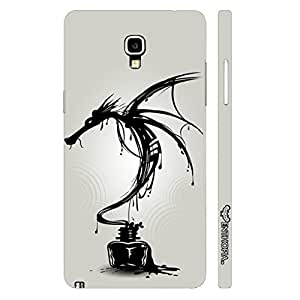 Samsung Note 3 Neo Dragon Ink designer mobile hard shell case by Enthopia