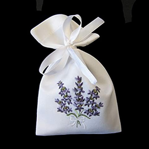 Fehrlin Embroidered Scented Sachets, W/F (10x15cm)