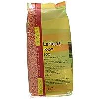 Biospirit Lentejas Rojas de Cultivo Ecológico - 6 Paquetes de 500 gr - Total: 3 kg