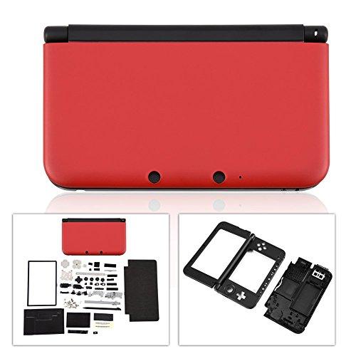 Schutzhülle für Nintendo 3DS XL / 3DS LL Spielkonsole, Rot