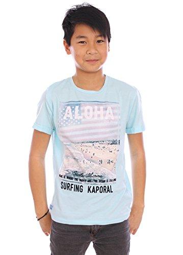 T-shirt maniche corte kaporal drag 5, colore: blu blu 16 anni
