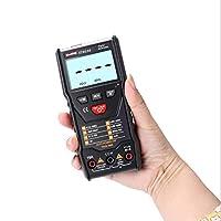 ER-JI Digital Display Multimeter Hand-Held Multi-Function Electric Instrumentation Test Table Pen,Black