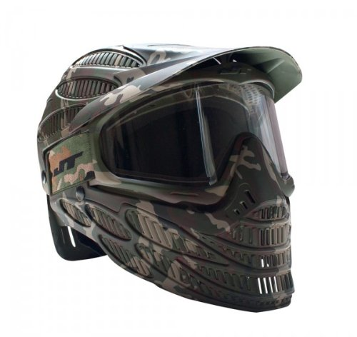 Paintball Maske JT Flex 8 Full Head camo (Jt Paintball Maske)