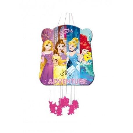Verbetena, 014000904, disney piñata basic disney princesas adven