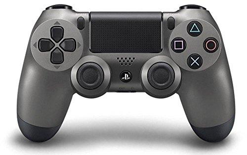 Manette Dual Shock 4 pour PS4 - Steel Black
