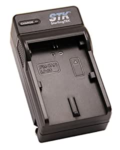 STK's Canon LP-E6 Battery Charger - for Canon 6D, 7D, 60D, 5D Mark III, 5D Mark II Digital SLR