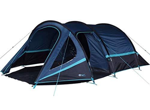 Zelt Java 4 für Vier Personen Kuppel-Zelt - 4000 mm Wassersäule Campingzelt Outdoor