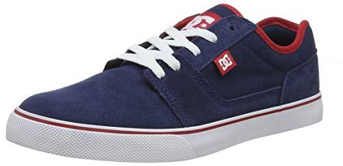 DC Shoes Herren Tonik Skateboardschuhe Blau (Navy/Red Nrd) 41 EU