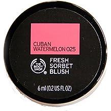The Body Shop fresco sorbetto blush 6ml (0.2fl. oz) Usa Made in USA